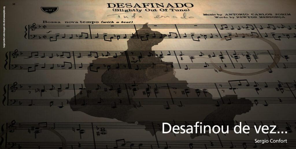 DESAFINADO