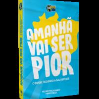 Amanhã vai ser pior – o Brasil segundo os Galãs Feios – Helder Maldonado e Marco Bezzi